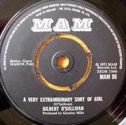 7'' - Gilbert O'Sullivan - Get Down