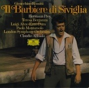 LP-Box - Gioacchino Rossini - Il Barbiere Di Siviglia (Hermann Prey, Claudio Abbado)