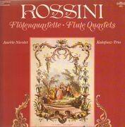 LP - Rossini - Flötenquartette - Flute Quartets
