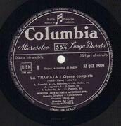 LP-Box - Verdi - V. Bellezza - La Traviata - Hardcoverbox + Booklet