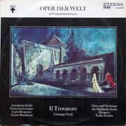 LP - Giuseppe Verdi - Antonietta Stella , Fiorenza Cossotto , Carlo Bergonzi , Ettore Bastianini - Coro - Il Trovatore