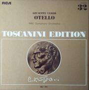 LP-Box - Verdi (Toscanini) - Otello - Mono / Hardcoverbox + booklet