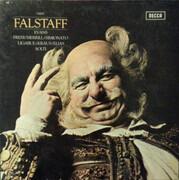 LP-Box - Giuseppe Verdi - Geraint Evans , Mirella Freni , Robert Merrill , Giulietta Simionato , Ilva Ligabu - Falstaff