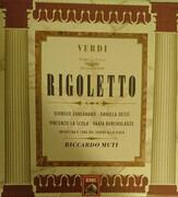 Double LP - Giuseppe Verdi - Giorgio Zancanaro , Daniela Dessì , Vincenzo La Scola , Paata Burchuladze , Coro D - Rigoletto - Hardcover Box + Booklet with Libretto