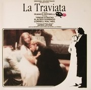 Double LP - Giuseppe Verdi - James Levine , The Metropolitan Opera - La Traviata