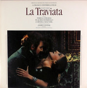 Double LP - Verdi - La Traviata (Original Motion Picture Soundtrack) - Gatefold + booklet