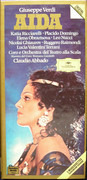 MC - Verdi - Aida - Dolby B | MC Box | Booklet