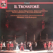 Double LP - Verdi - Il Trovatore - DMM / Hardcover Box + Booklet