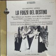 LP-Box - Giuseppe Verdi - Maria Caniglia • Galliano Masini • Carlo Tagliabue • Ernesto Dominici • Ebe Stigna - La Forza Del Destino - Hardcover Box