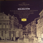 LP-Box - Verdi (Kubelik) - Rigoletto - Cardboard box