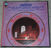 LP-Box - Verdi - Rigoletto - Hardcover Box + Booklet