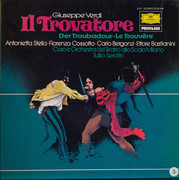 LP-Box - Verdi - Il Trovatore - Hardcoverbox + booklet