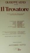 LP - Giuseppe Verdi , Antonino Votto - Il Trovatore - Hardcover Box