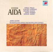 LP-Box - Giuseppe Verdi , Aprile Millo , Placido Domingo , Dolora Zajick , James Morris , Samuel Ramey - Aida - Hardcoverbox + Booklet / Digital