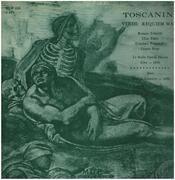 Double LP - Giuseppe Verdi , Arturo Toscanini , Renata Tebaldi - Requiem Mass