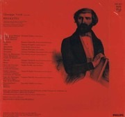 Double LP - Giuseppe Verdi / Gianna D'Angelo , Renato Capecchi , Richard Tucker - Rigoletto