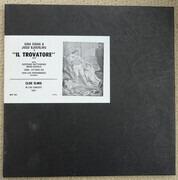 Double LP - Verdi - Il Trovatore Live 1939 (Abridged) / Cloe Elme Live 1947 - Mono / Hardcoverbox / Private Recording