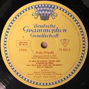 LP - Verdi - Aida (Querschnitt, dt.) - Tulip rim