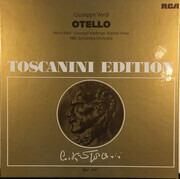 LP-Box - Verdi - Otello - Hardcover Box + Booklet