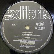 Double LP - Verdi - La Traviata - Hardcover Box + Booklet