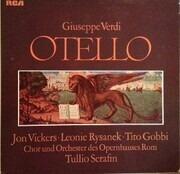 LP-Box - Verdi/ Jon Vickers , Leonie Rysanek , Tito Gobbi , Orchestra E Coro Del Teatro Dell'Opera - Otello - with a summary
