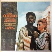 LP-Box - Giuseppe Verdi , Jon Vickers , Mirella Freni , Peter Glossop , Berliner Philharmoniker , Chor der D - Otello - booklet with libretto