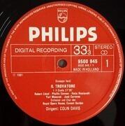 LP-Box - Giuseppe Verdi/ J.Carreras , K. Ricciarelli , Yuri Mazurok , C. Davis - Il Trovatore - digital recording
