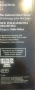 LP-Box - Giuseppe Verdi , Leontyne Price , Placido Domingo , Sherrill Milnes , Fiorenza Cossotto , Zubin Meh - Il Trovatore