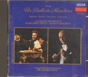 CD - Veri (Solti) - Un Ballo In Maschera (Highlights)