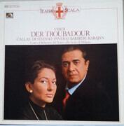 LP-Box - Giuseppe Verdi , Maria Callas , Giuseppe Di Stefano , Rolando Panerai , Fedora Barbieri , Herbert v - Der Troubadour
