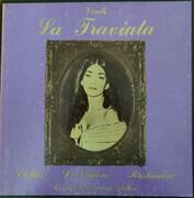 Double LP - Verdi - La Traviata - Hardcover Box