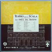 LP-Box - Giuseppe Verdi , Maria Callas , Plinio Clabassi , Carlo Tagliabue , Richard Tucker , Elena Nicolai - La Forza Del Destino