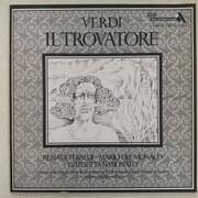 LP-Box - Giuseppe Verdi , Mario del Monaco , Renata Tebaldi , Giulietta Simionato , Ugo Savarese , Giorgio T - Il Trovatore