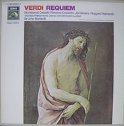 Double LP - Verdi - Requiem - Hardcover Box + Booklet