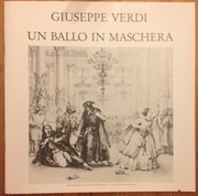 LP-Box - Verdi/C. Davis, Caballé, Carreras, Payne, Wixell - Un Ballo In Maschera - booklet with libretto
