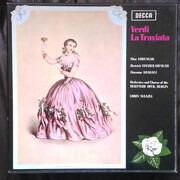 Double LP - Verdi - La Traviata - Hardcover Box + Booklet / FFss