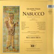 Double LP - Giuseppe Verdi , Riccardo Muti - Nabucco - Digitally Remastered