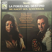 LP-Box - Verdi - La Forza Del Destino = Die Macht Des Schicksals