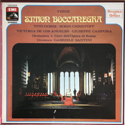 LP-Box - Verdi - Simon Boccanegra - Hardcover Box + Booklet