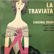 LP - Giuseppe Verdi , Virginia Zeani , Giuseppe Savio , Paolo Gorin , Gerda Becker - La Traviata