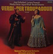 LP - Giuseppe Verdi - Der Troubadour - Auszüge