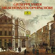 LP - Giuseppe Verdi - Die Schönsten Opernchöre