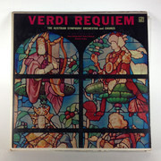LP - Verdi - Verdi Requiem