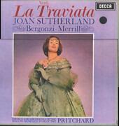 LP-Box - Verdi - La Traviata