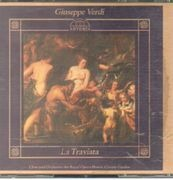 Double CD - Giuseppe Verdi - La Traviata