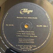 LP - Verdi - Maggio Musicale Fiorentino (Erasmo Ghiglia) - Aida - Flipback