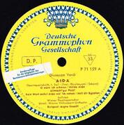 LP - Giuseppe Verdi - Aida