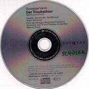CD - Verdi - Der Troubadour - Grosser Opern-Querschnitt