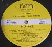 LP - Verdi - La Traviata - Album N°2