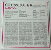 LP - Giuseppe Verdi - La Traviata